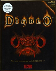 Isometric Game - Diablo