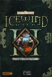 Isometric Game - Icewind Dale II
