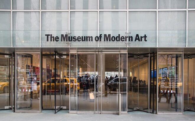 MoMA - online art degree