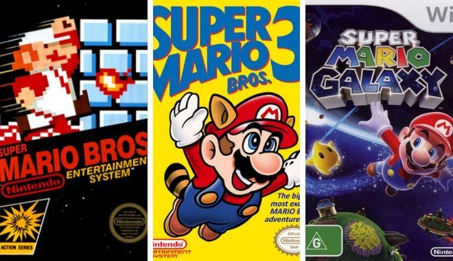 Video Game Cover Art