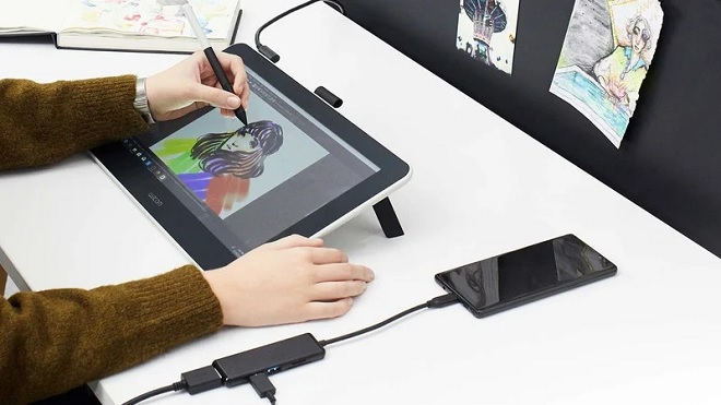 Wacom One Drawing Tablet