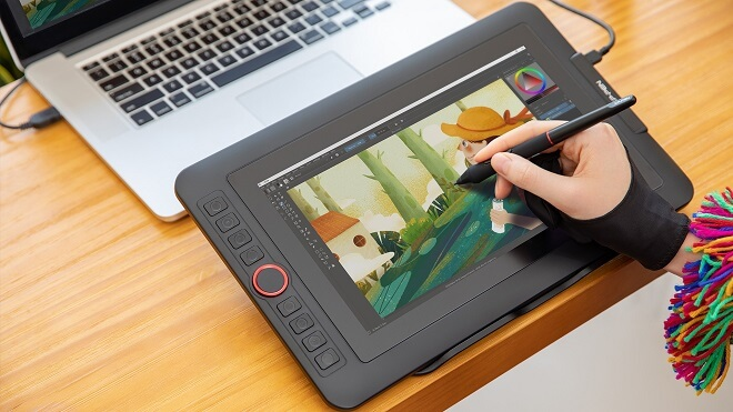 XP-PEN Artist12 Drawing Tablet