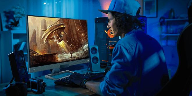 4K Gaming Monitor