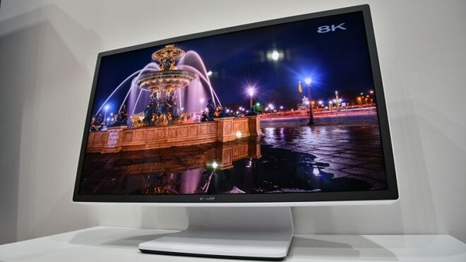 8K Gaming Monitor