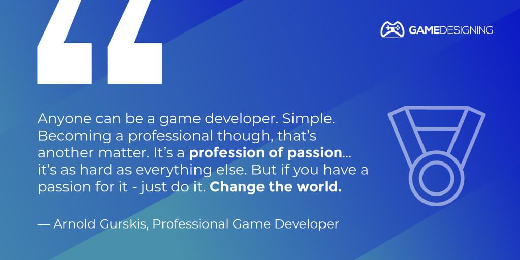 Gaming expert tip - Arnold Gurskis