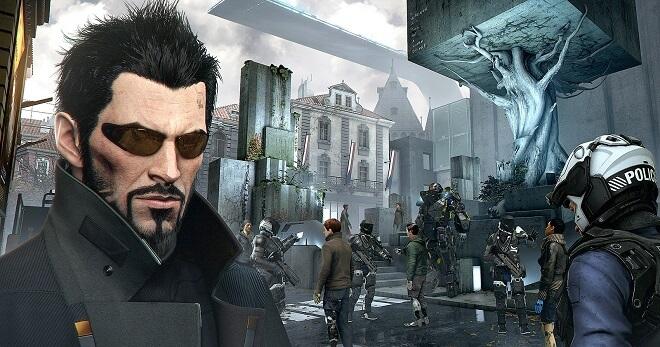 Deus Ex postmortem