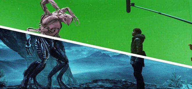 Evolution of special effects