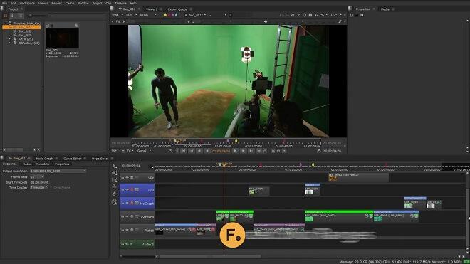 VFX Software - Nuke