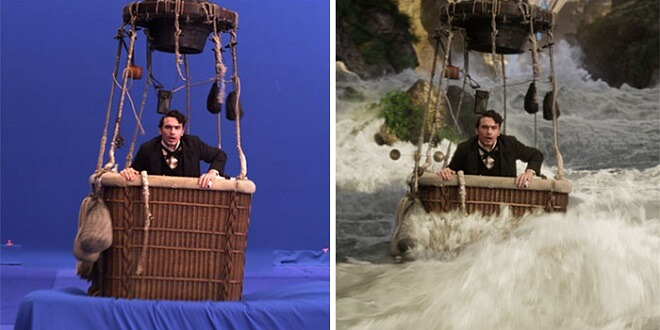 Oz the Great and Powerful (2013) vfx