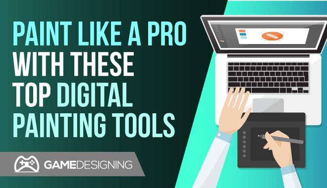 Digital Painting Tools