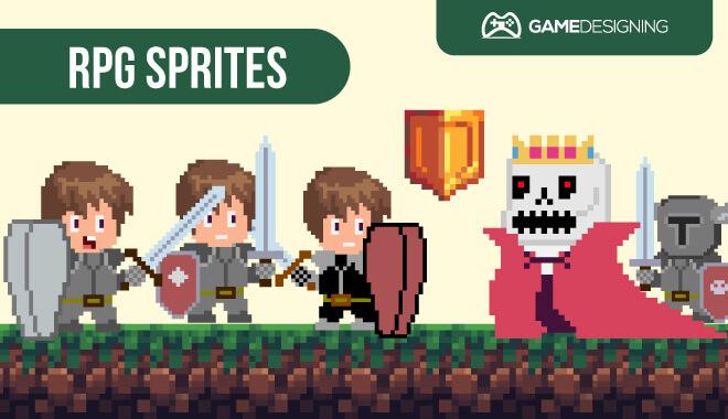 Create sprites in RPG Maker