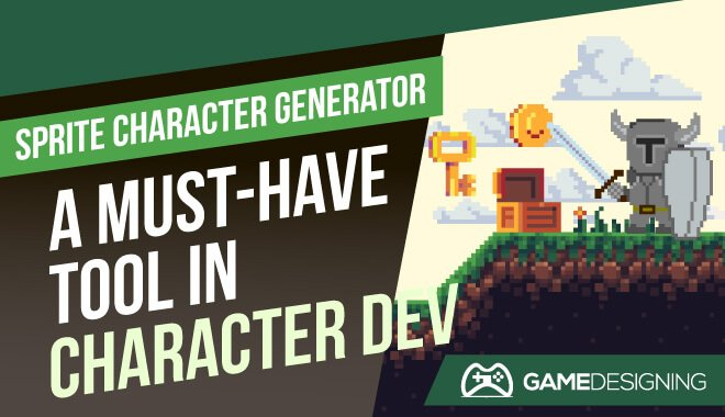 Sprite Character Generator