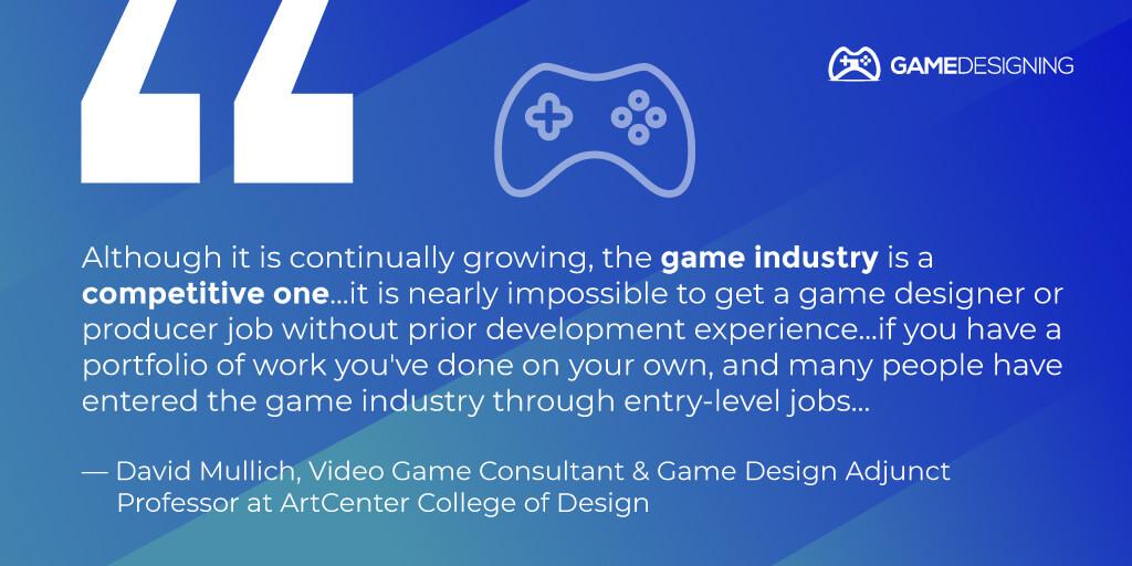 Gaming tip expert - David Mullich