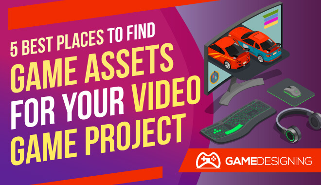 Video Game Assets