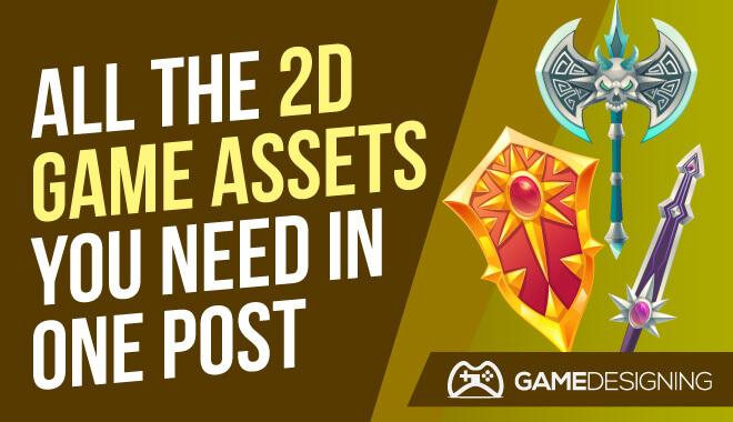 2D Game Assets