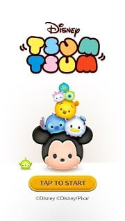 Mobile Games - LINE: Disney Tsum Tsum