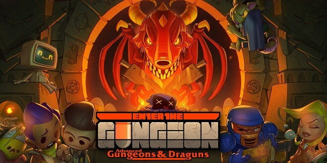 Roguelike - Enter the Gungeon