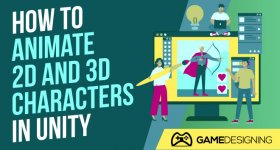 Animating Characters in Unity