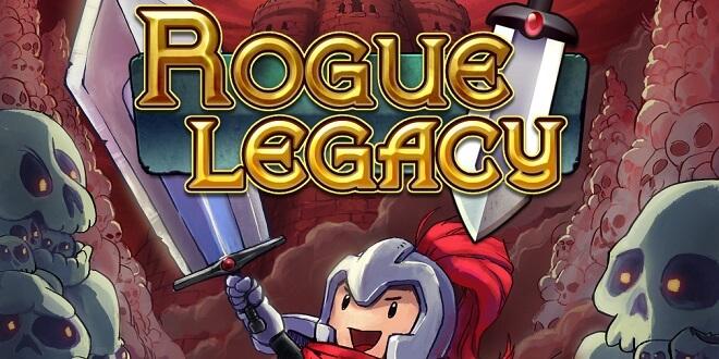 Roguelike - Rogue Legacy