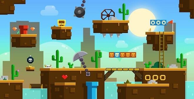 2D game art - Vector