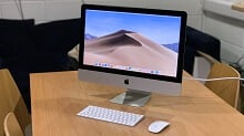 21.5-inch iMac for video gaming