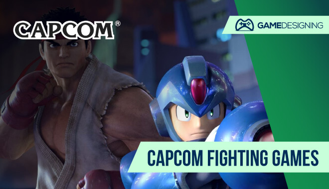 Fighting Games - Capcom