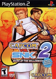 Fighting Game - Capcom vs. SNK 2