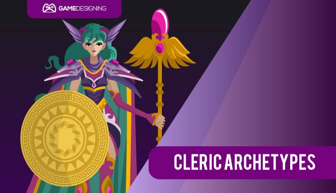 RPG Class Archetype - Cleric