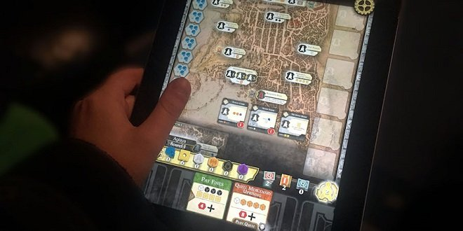 Board games you can play on your phone