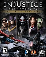 Fighting Game - Injustice: Gods Among Us Ultimate Edition