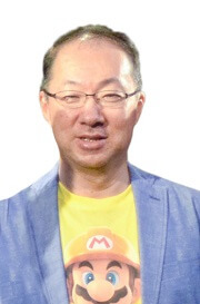 Video Game Composer - Koji Kondo