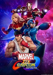 Fighting Game - Marvel vs. Capcom: Infinite