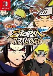 Fighting Game - Naruto Shippuden: Ultimate Ninja Storm Trilogy