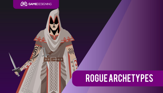 RPG Class Archetype - Rogue