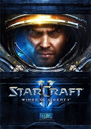 RTS Games - StarCraft II: Wings of Liberty