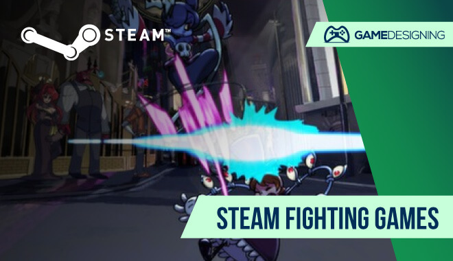 Fighting Games - Steam