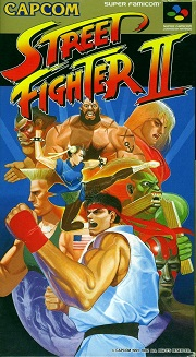 Fighting Game - Street Fighter II