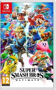 Fighting Game - Super Smash Bros. Ultimate