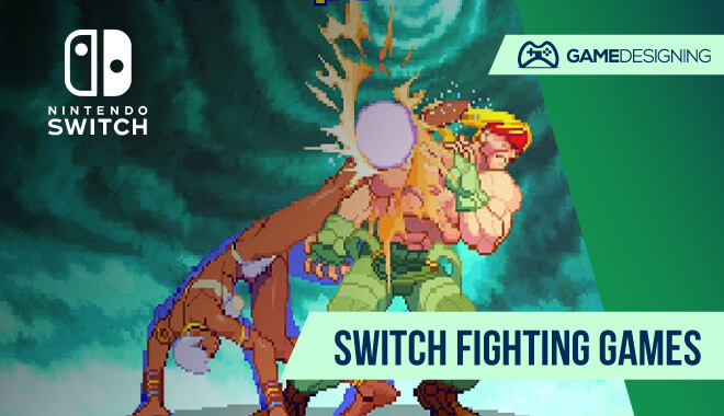 Fighting Games - Switch