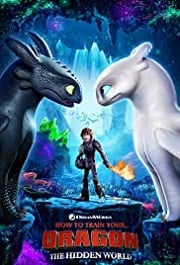 Best Animated Movie - How to Train Your Dragon: The Hidden World