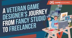 Darrell: A Veteran Game Designer's Journey To Freelance Work