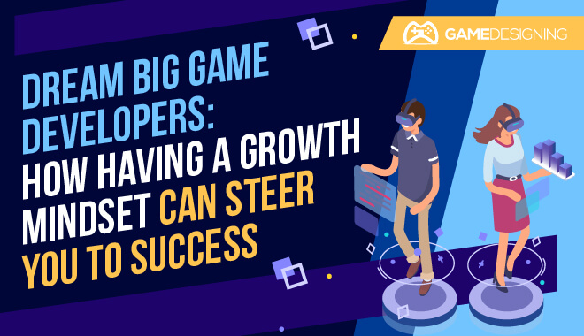 A Video Game Developer's Journey to Success