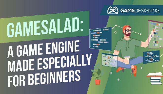 GameSalad Game Engine