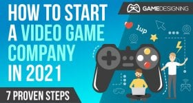 Start A Video Game Company