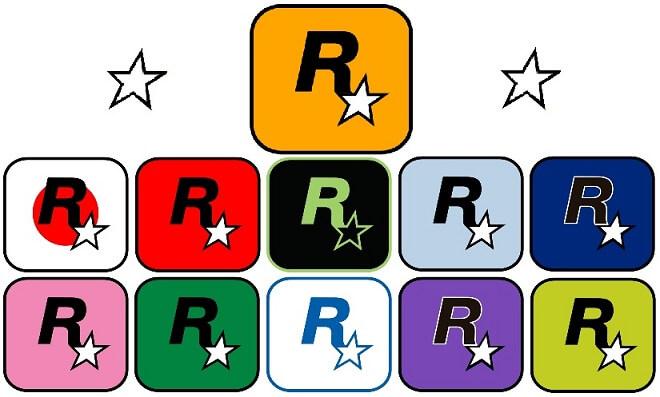 Rockstar - logo