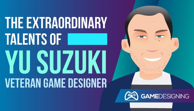 Yu Suzuki - Game Designer