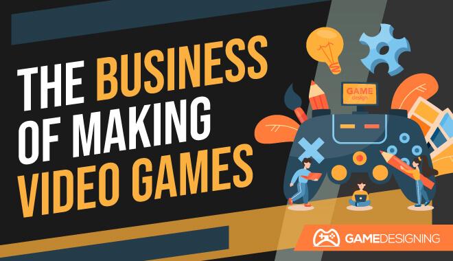 Video Game Development Career Lessons