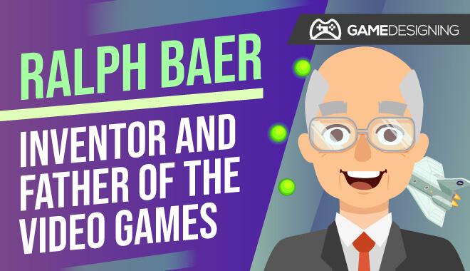 Ralph Baer - Video Game Design Expert